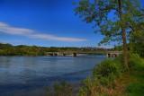 Mohawk River in HDRSeptember 3, 2012