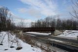 Bridge, Snow and SkyDecember 29, 2007