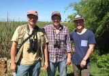 Swedish birders in Texas