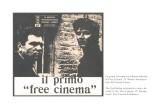 48 Il Free Cinema Movement di Lorenza Mazzetti