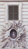La finestra della Madonnella della Pietà