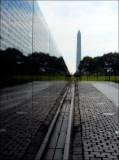 The Vietnam Veterans Memorial Wall - Washington