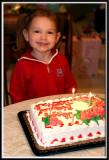 Noelle's Fourth Birthday