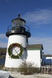 Mystic Seaport Light Holiday Dress