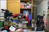 凌亂的房間
