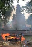 Cremation ceremony - Singaraja - Bali - INDONESIA