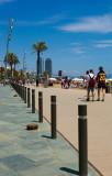 Beach area - Barcelona