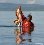Spear Fisherman,  Golfo Dulce 1