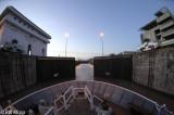 Moving thru Miraflores Locks,   Panama Canal 3