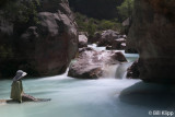 Relaxing at Havasu Creek