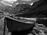 Ross Wheeler's Boat