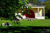 ..at the Bürgerpark