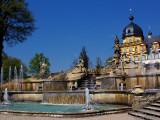 Fountain at Schloß Seehof