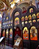 Inside a Church on bul. Shipchenski prohod