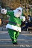 The Green Santa