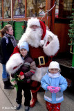 Santa is on his way..