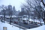 Quebec  400e        Le Parcours 400 ans  chrono    les 5 et 6 janvier  2008