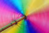 Spinning Underbrella