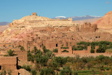 Kasbah Ait Benhaddou & Ouarzazate