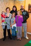 Darren, Isobel & Morgans Visit