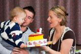 Callum-John's 1st Birthday