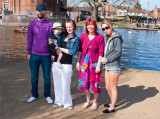 Sunny Sunday in Stratford (March!!!)