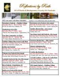 2012 Artshow Schedule