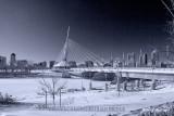 Provencher Pedestrian Bridge