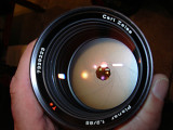 Carl Zeiss Planar T* 85mm f1.2 60-Jahre Anniversery Lens for Contax
