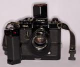 Canon F-1 SLR