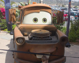 Mater the tow truck from Cars 2