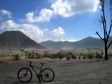 Bike Trip to Bromo Mtn