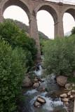 Waterfall upstream - Bisheh Bridge