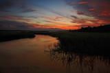 Marsh at Twilight