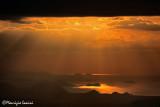 Tramonto a Labuan Bajo , Sunset at Labuan Bajo