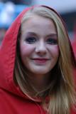 Faces at the Santa Claus Parade 2011