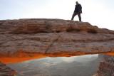 Me at Mesa Arch