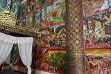 Wat Aham's peintures
