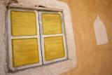 Balat, the mosque's window