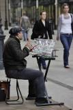 Unusual musician
