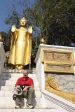 Buddha and me!