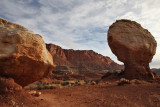 Twin Rocks area