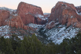 Near Kolob Canyons Viewpoint