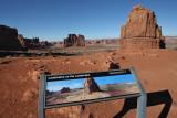 La Sal Viewpoint