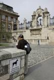 Statue at the Royal Palace