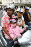 Ho Chi Minh, vietnamese family