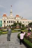 Ho Chi Minh, Hotel de Ville