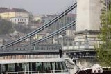 The boatman and the bridge