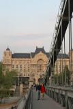 Chain Bridge and Gresham Palace