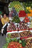 Ho Chi Minh, fruit seller